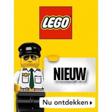 Nieuw van LEGO en DUPLO