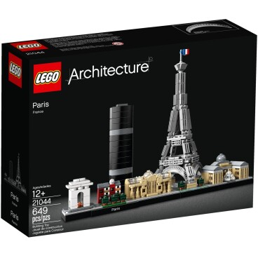 LEGO Architecture Parijs 21044