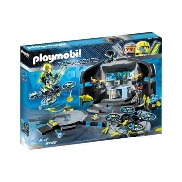 Playmobil Top Agents Dr Drone's Commandocentrum 9250