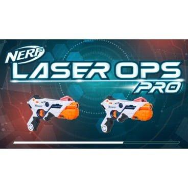 NERF Laser Ops