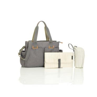 Storksak Shoulder Bag Grey Luiertas