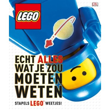 LEGO boeken met weetjes, voorbeelden en nog veel meer
