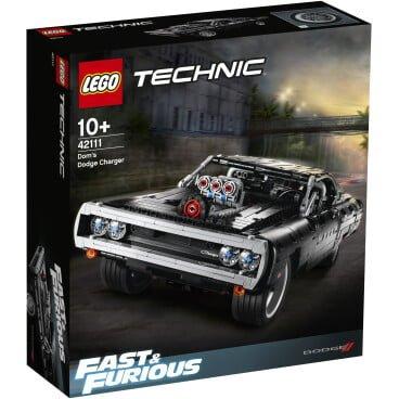 LEGO Technic Dom's Dodge Challenger 42111