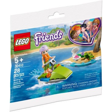 LEGO Polybag Friends Mia's schildpadden redding 30410