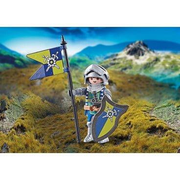Playmobil Novelmore Kapitein van de Novelmore ridders 9835