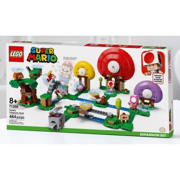 LEGO Super Mario Toad's schattenjacht 71368
