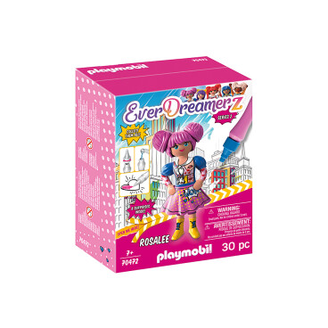 Playmobil Everdreamerz Rosalee Comic World 70472