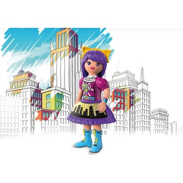 Playmobil Everdreamerz Viona Comic World 70473