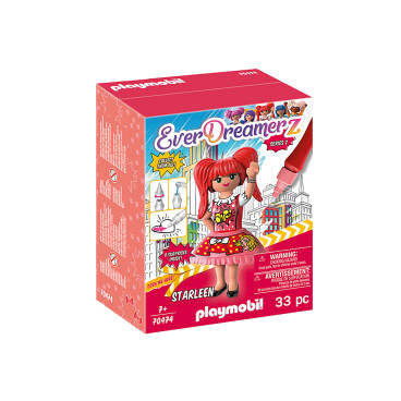 Playmobil Everdreamerz Starleen Comic World 70474