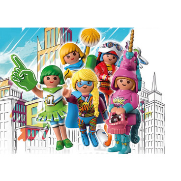 Playmobil Everdreamerz Surprise Box Comic World 70478