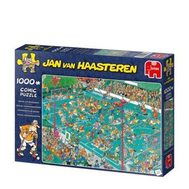 Jan van Haasteren puzzel Hockey kampioenschappen 1000 stukjes