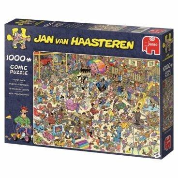 Jan van Haasteren puzzel De speelgoedwinkel 19073