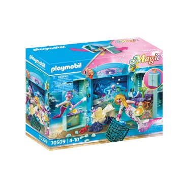 Playmobil Speelbox Zeemeerminnen 70509