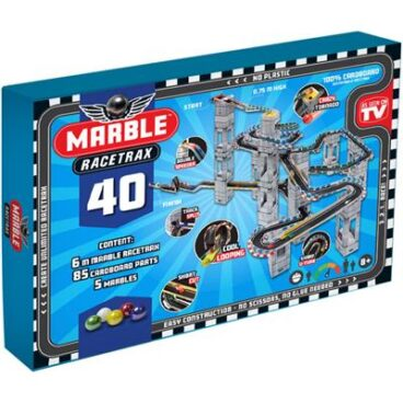 Marble Racetrax Knikkerbaan Circuit set L