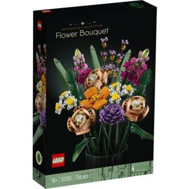 LEGO Creator Expert Bloemenboeket 10280