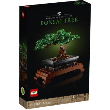 LEGO Creator Expert Bonsaiboompje 10281