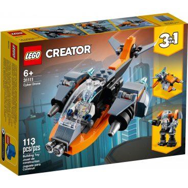 LEGO Creator Cyberdrone 31111