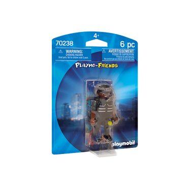 Playmo-Friends SIE-agent 70238