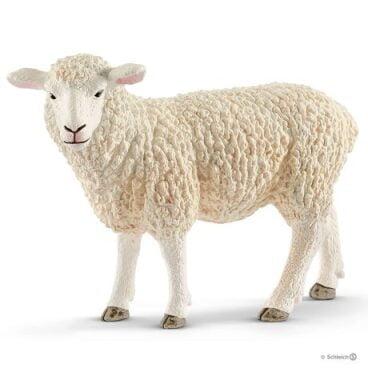 Schleich Farmworld Wit schaap 13882