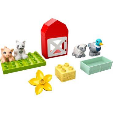 LEGO DUPLO Boerderijdieren verzorgen 10949