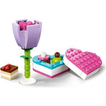LEGO Friends polybag Snoepdoos en bloem 30411