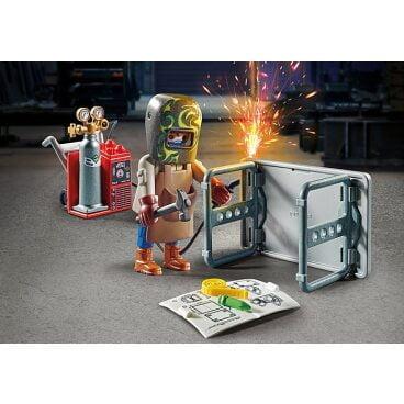 Playmobil Special Plus Lasser met uitrusting 70597