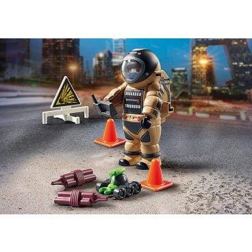 Playmobil Special Plus Politie speciale eenheid 70600