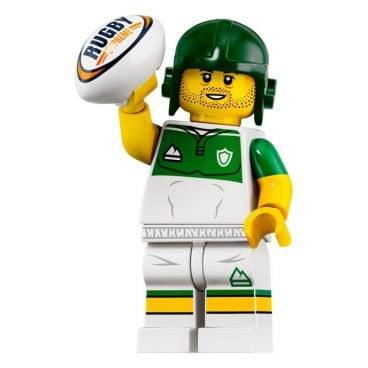 LEGO Rugby speler 71025-13
