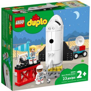 LEGO DUPLO Space Shuttle missie 10944