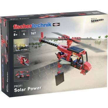 Fischer Technik Profi Solar Power 559882