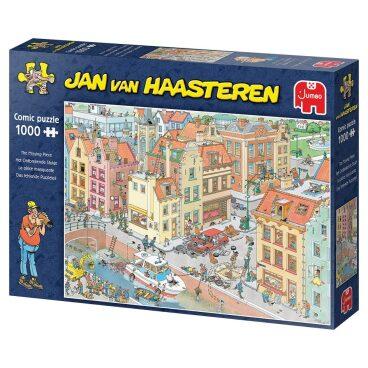Jan van Haasteren puzzel Het ontbrekende stukje 20041
