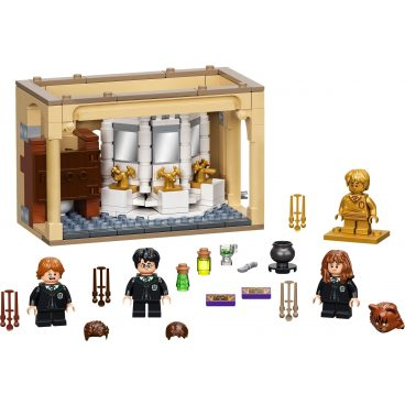 LEGO Harry Potter Zweinstein wisseldrank vergissing 76386