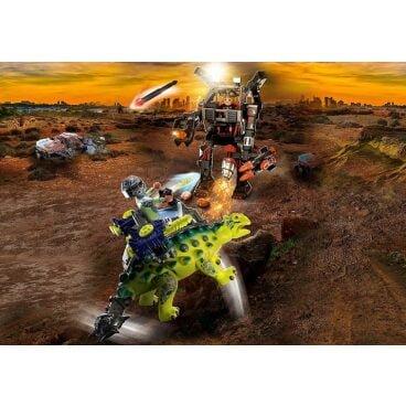 Playmobil Dino Saichana verdediging vd vechtersbazen 70626