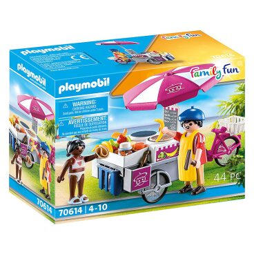 Playmobil Family Fun Mobiele Crêpesverkoop 70614