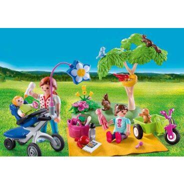 Playmobil Family Fun Koffertje familie picknick 9103