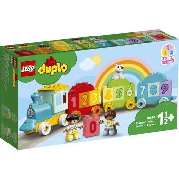 LEGO DUPLO Getallentrein 10954