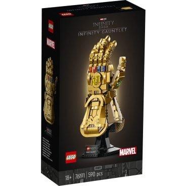 LEGO Marvel Infinity Gauntlet 76191