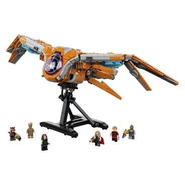 LEGO Marvel Het schip van de Guardians 76193