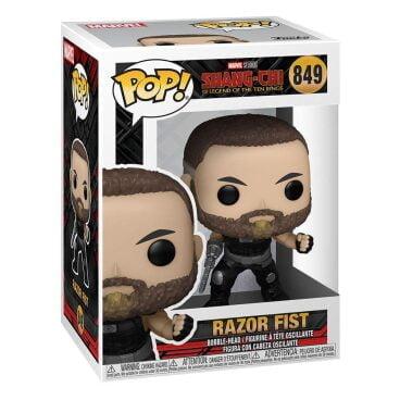 Funko POP Marvel Legend of the Ten Rings Razor Fist