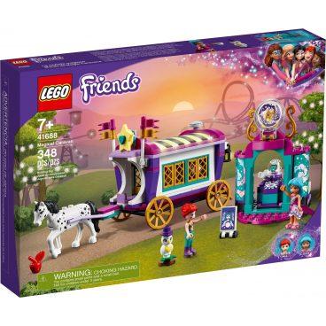 LEGO Friends Magische caravan 41688