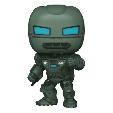 Funko POP! Marvel What if The Hydra stomper 872