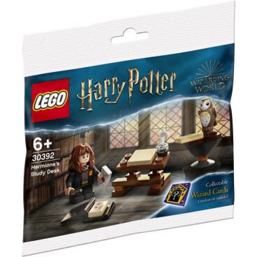 LEGO Harry Potter Polybag Hermeliens bureau 30392