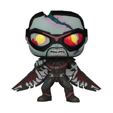 Funko POP! What if Zombie Falcon 942