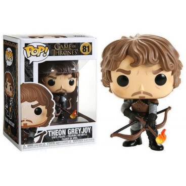 Funko POP! GoT Theon with flaming arrows 81