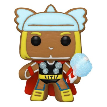 Funko POP! Marvel Holiday Gingerbread Thor 938