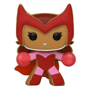 Funko POP! Marvel Holiday Gingerbread Scarlet Witch 940