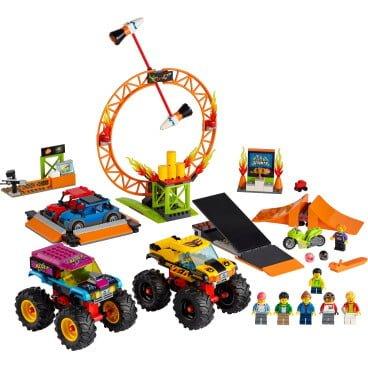 LEGO City Stunt Show Arena 60295